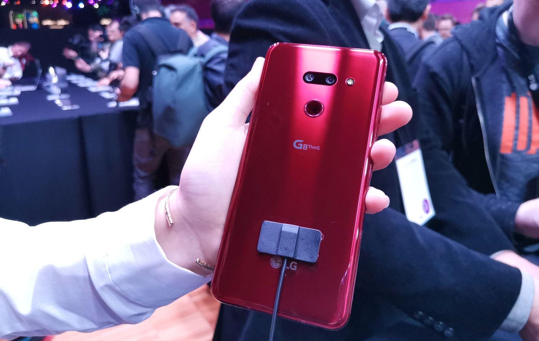 LG G8 ThinQ 3 2