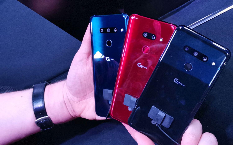 LG G8 ThinQ 6