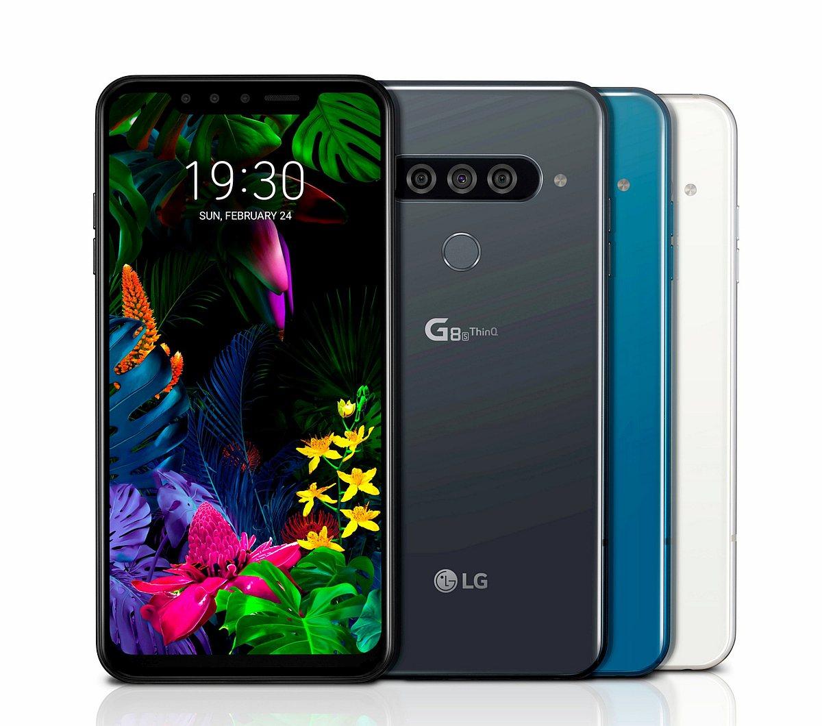 LG G8s ThinQ Range
