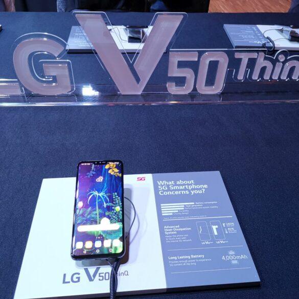 LG V50 ThinQ 5G 1