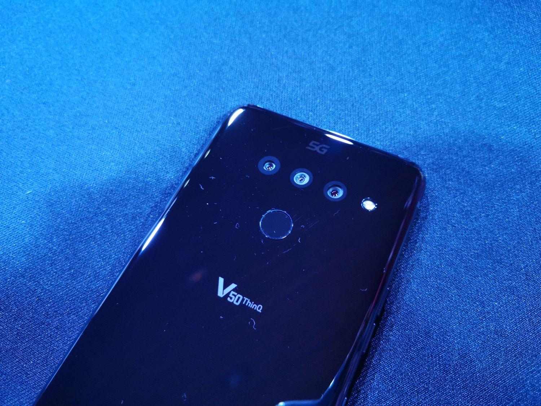 LG V50 ThinQ 5G 8