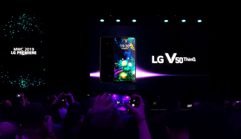 LG V50 ThinQ 5G 9