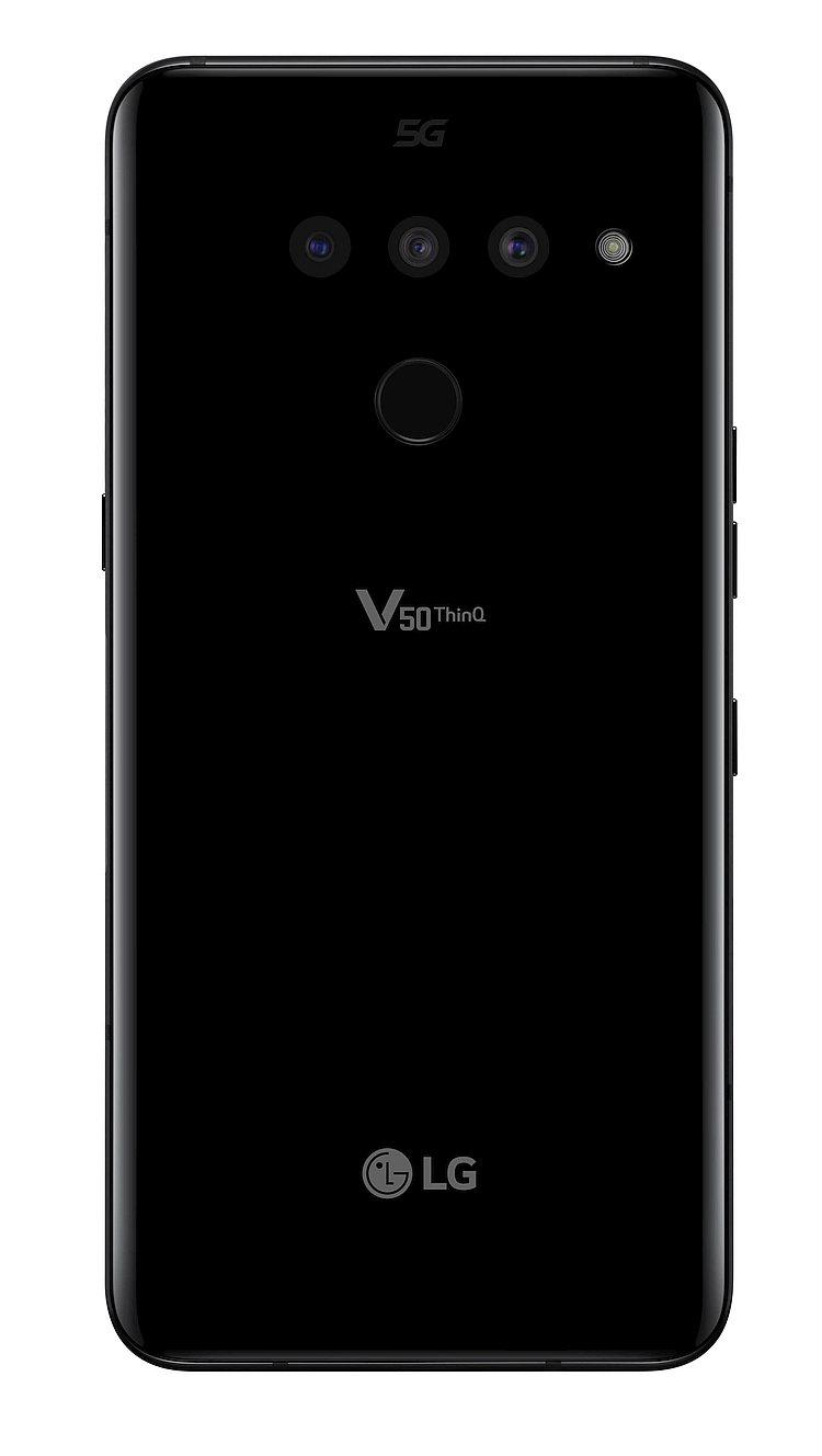 LG V50 ThinQ Back