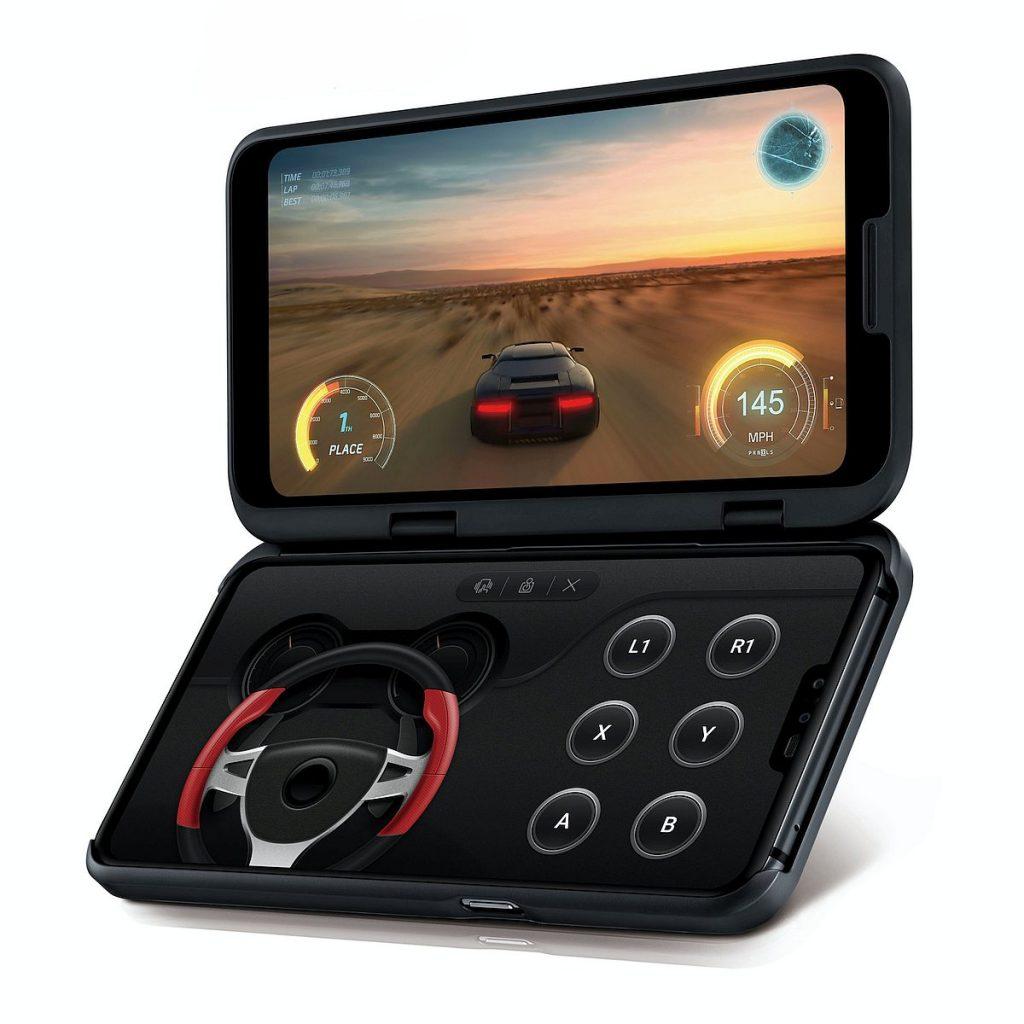 LG V50 ThinQ Dual Screen Gaming