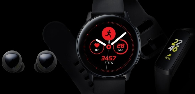 New Samsung wearables