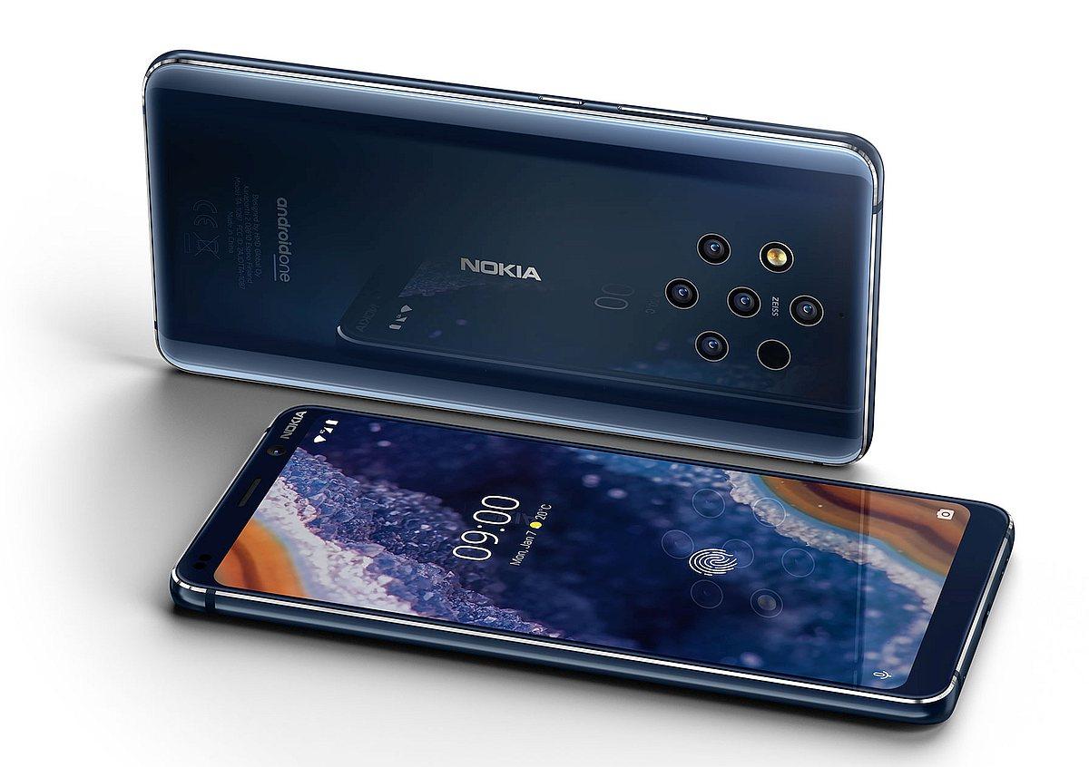 Nokia 9 PureView 3