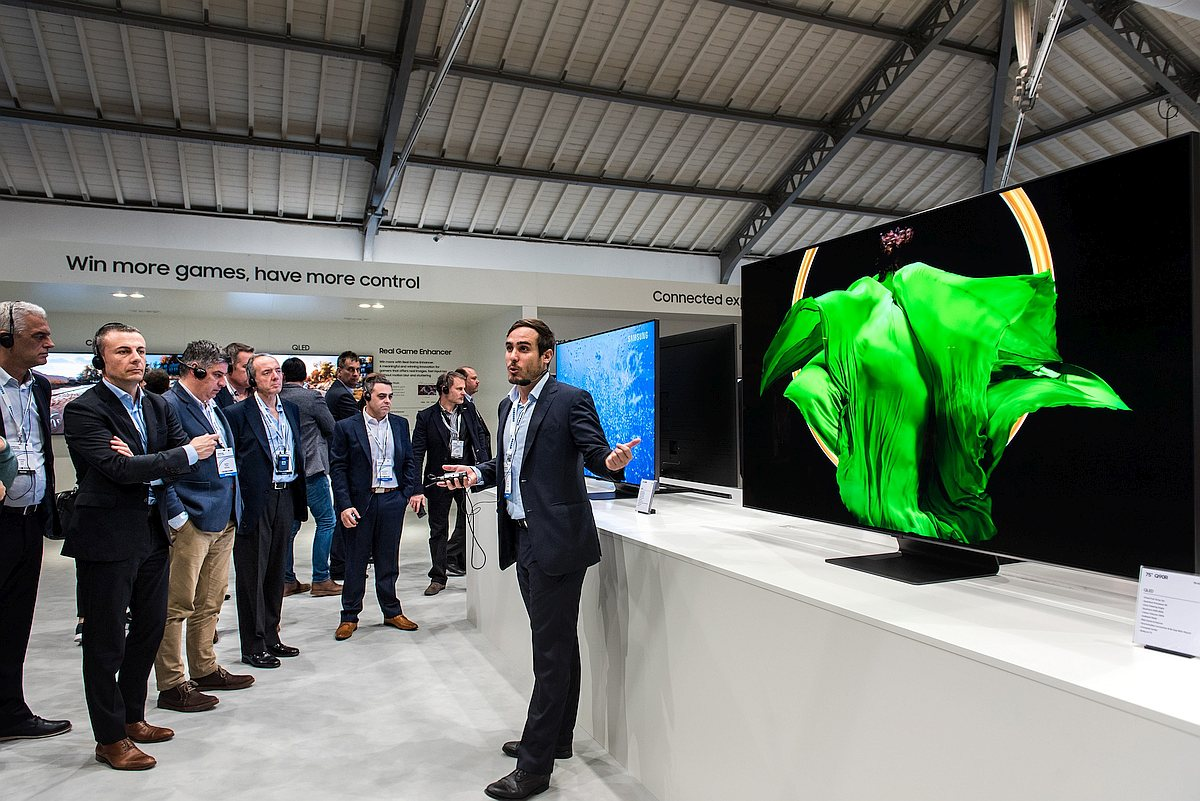 Samsung 2019 QLED TV lineup 2