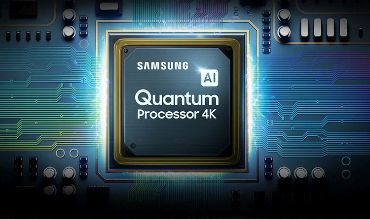 Samsung Quantum procesor
