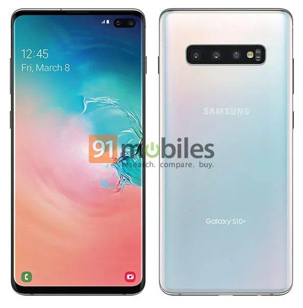 Samsung S10 8