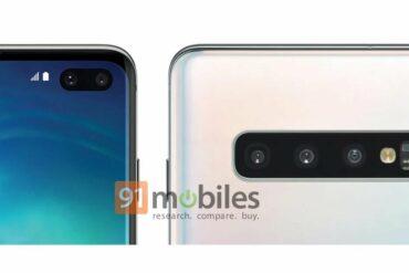 Samsung S10 9