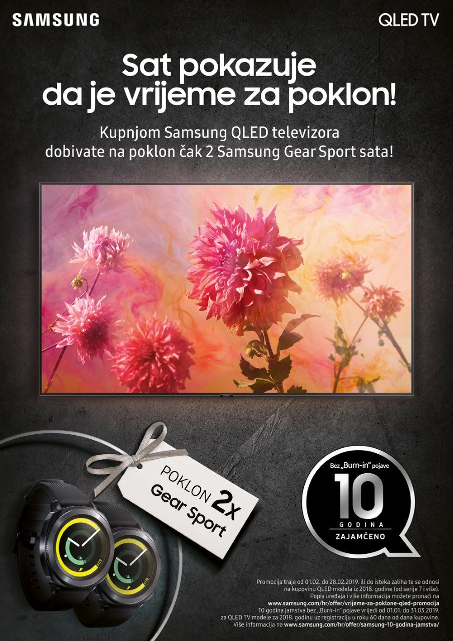 Samsung TV akcija 2