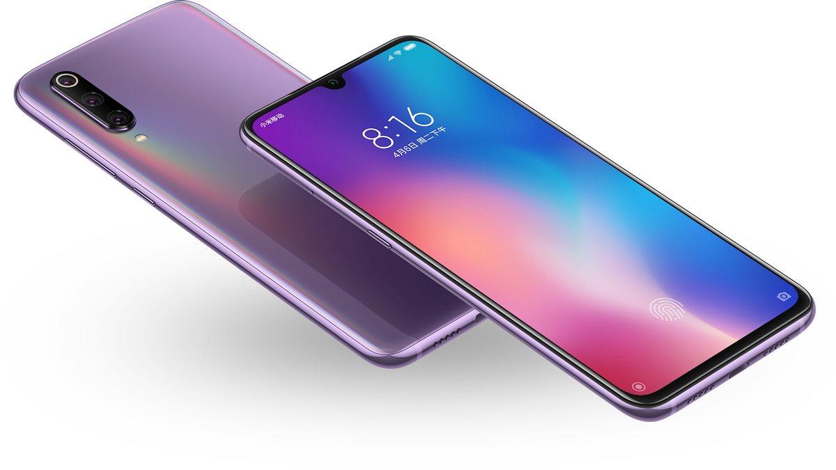 Xiaomi Mi 9 8