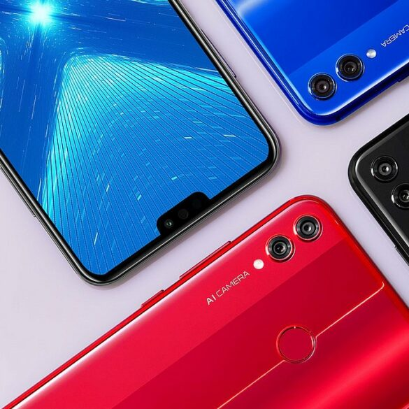 HONOR 8X Product Family1