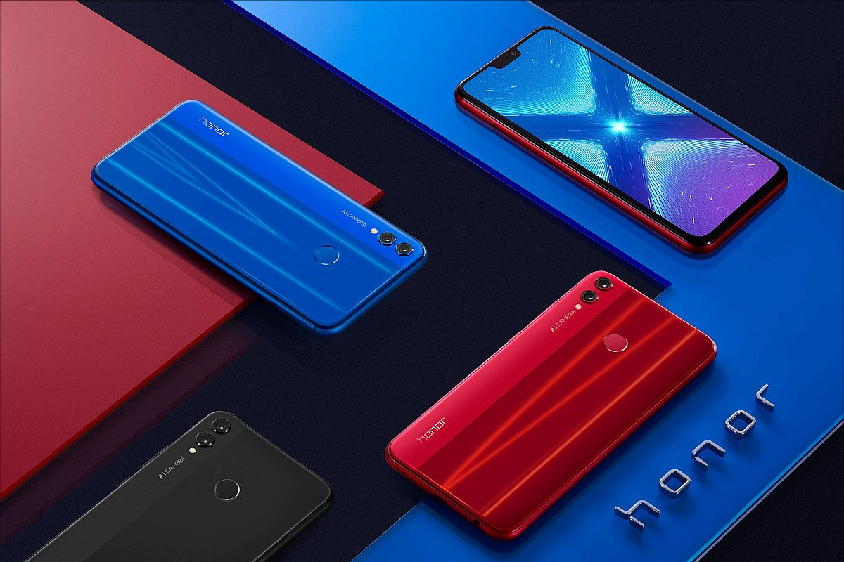 HONOR 8X Product Family2