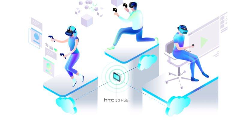 HTC 5G Hub 4