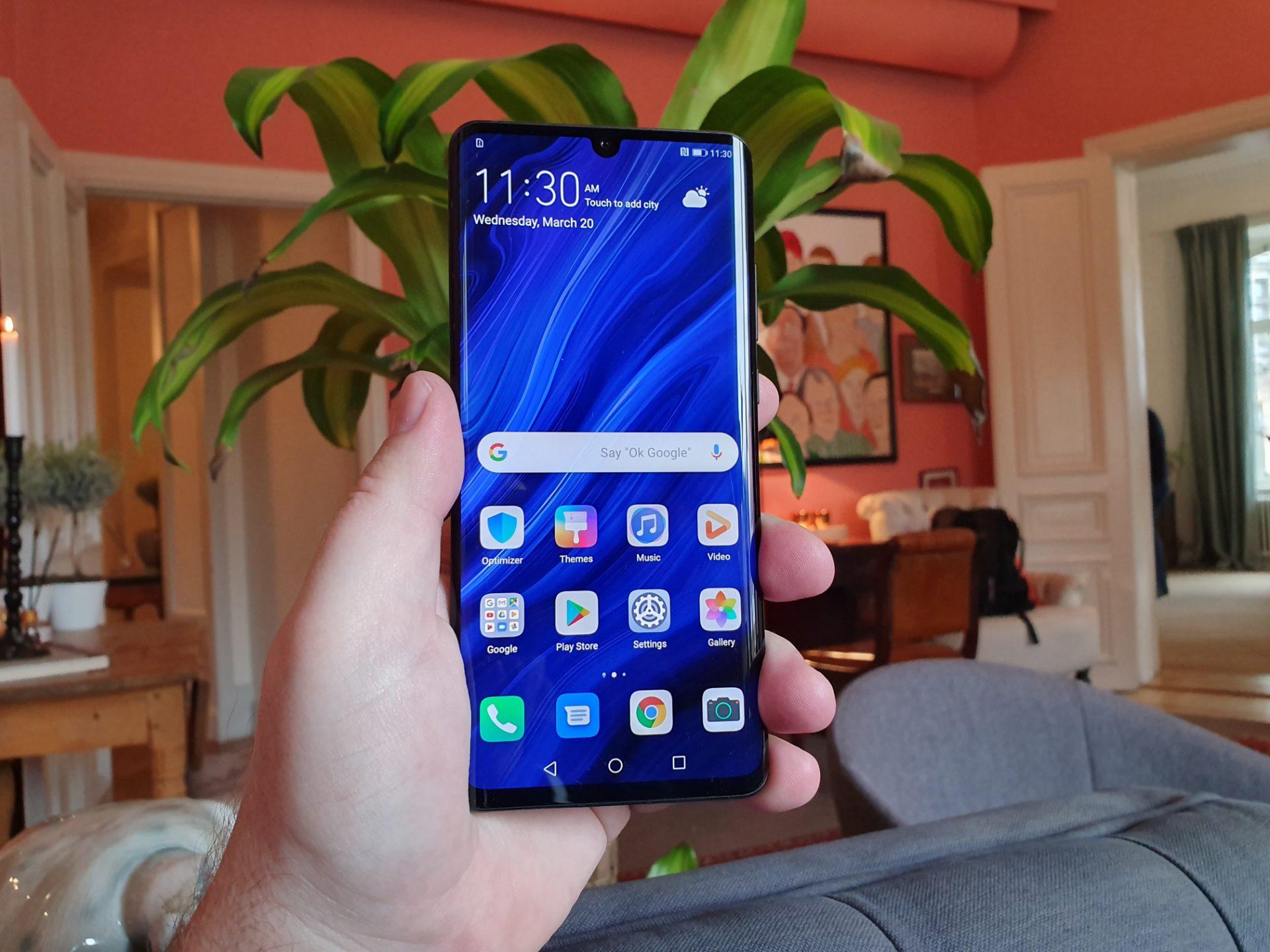 Huawei P30 Pro 12