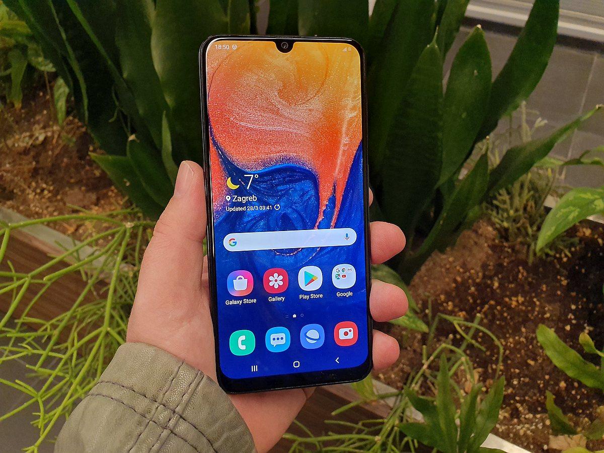 Samsung Galaxy A50 8