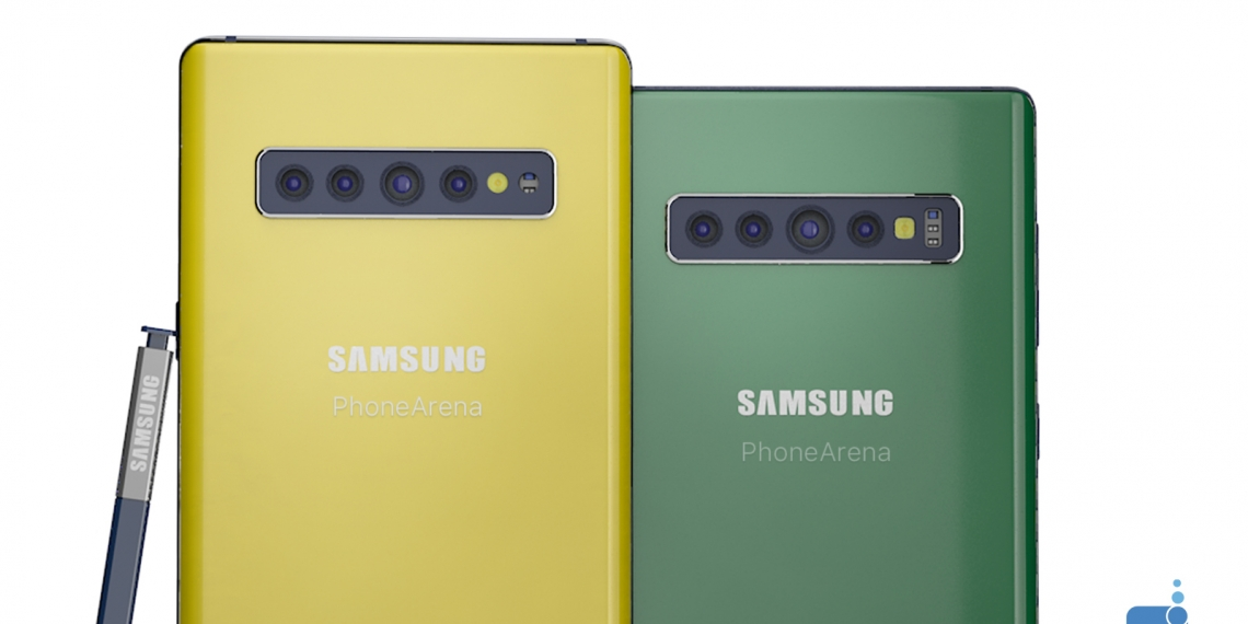 Samsung Galaxy Note 10 će biti šampion performansi 2019.