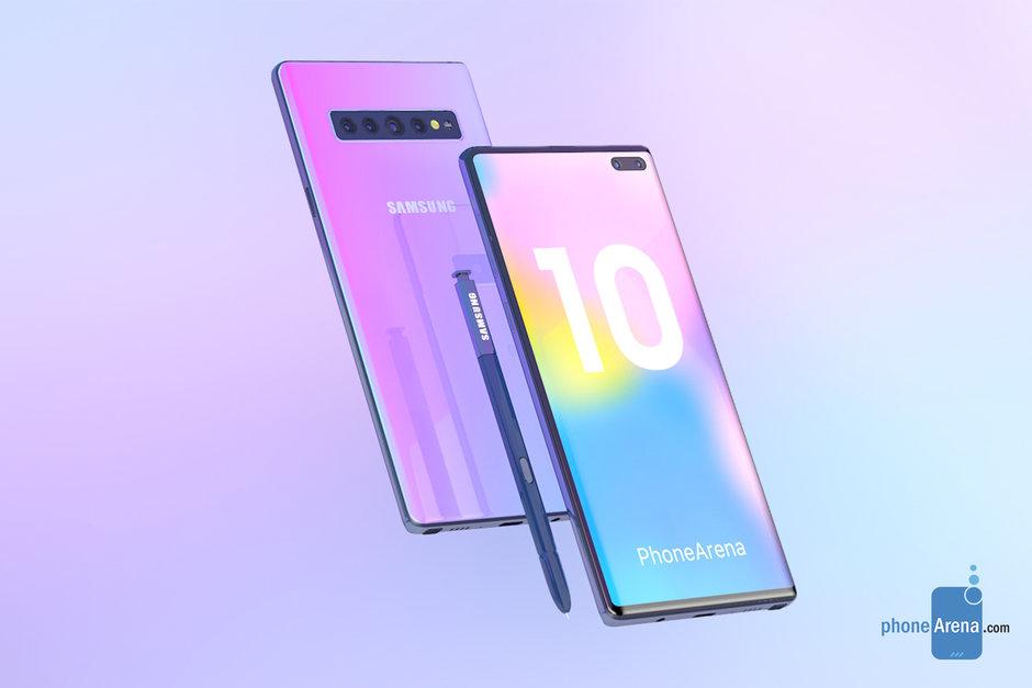 Samsung Note 10 5