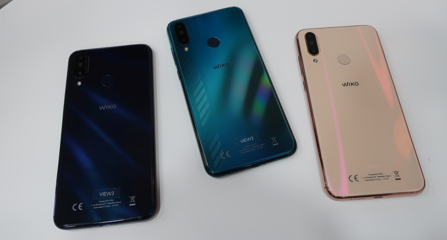 Wiko View3 5