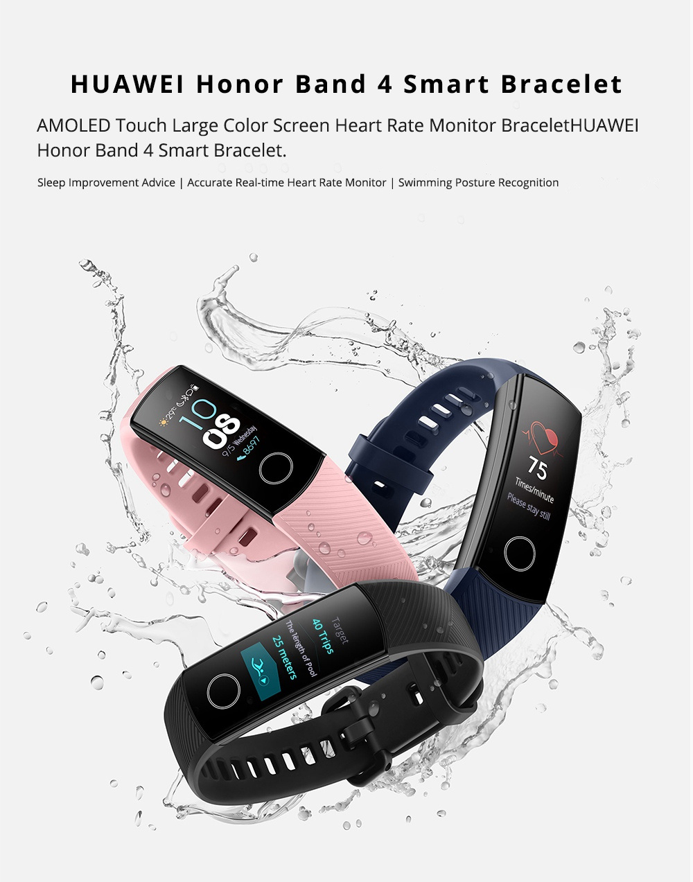 HUAWEI Honor Band 4 1