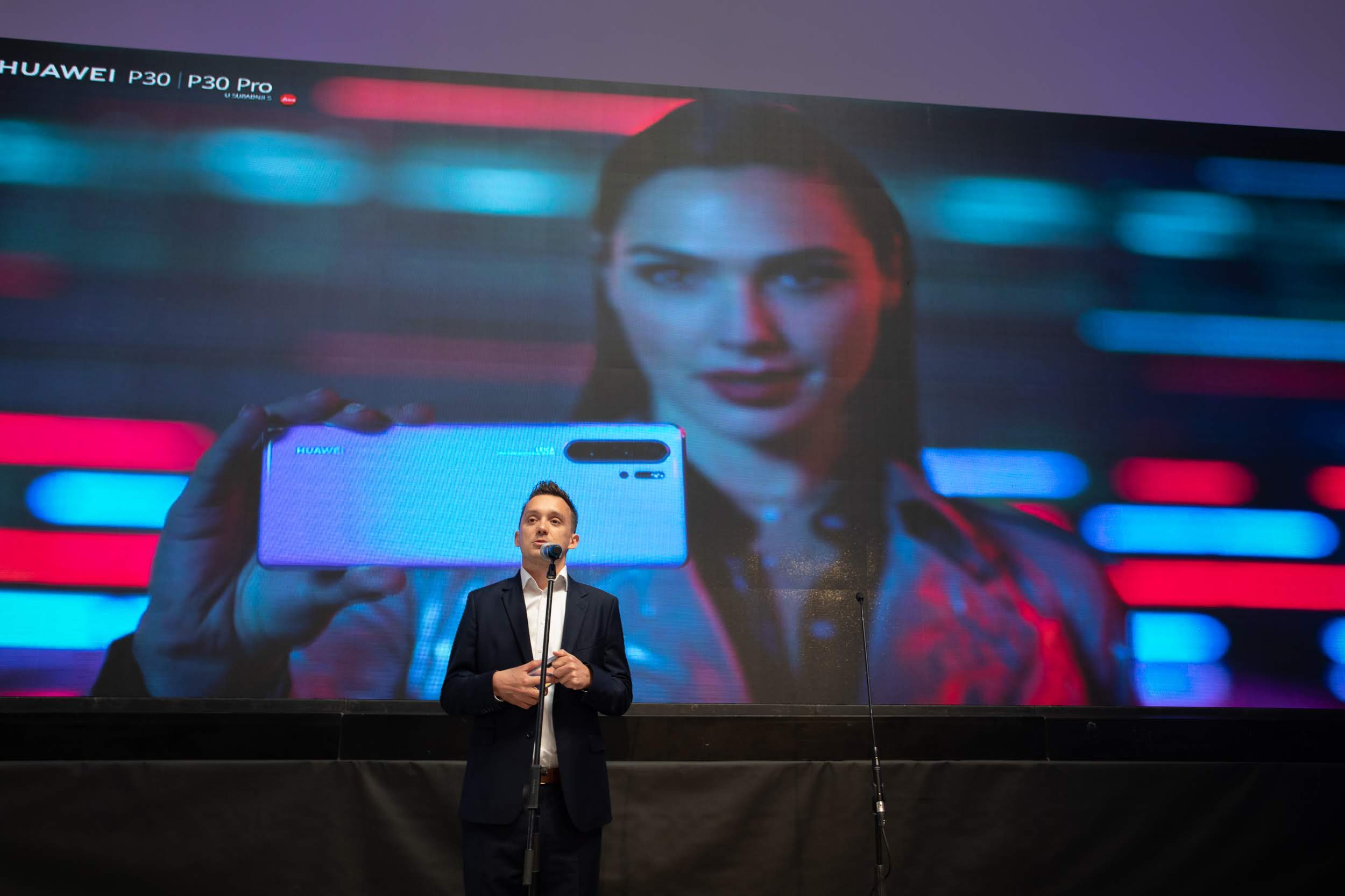 Huawei u Zagrebu predstavio novu P30 seriju 4