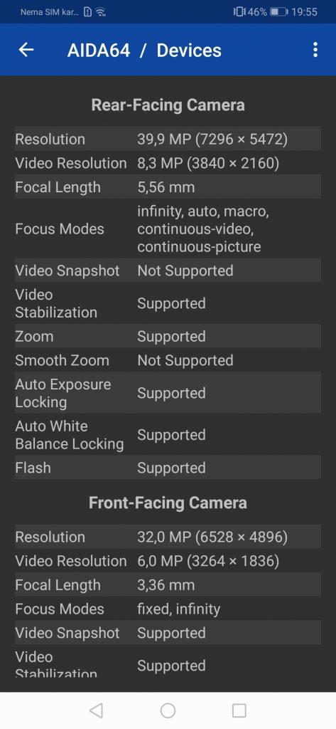 P30 Pro kamera