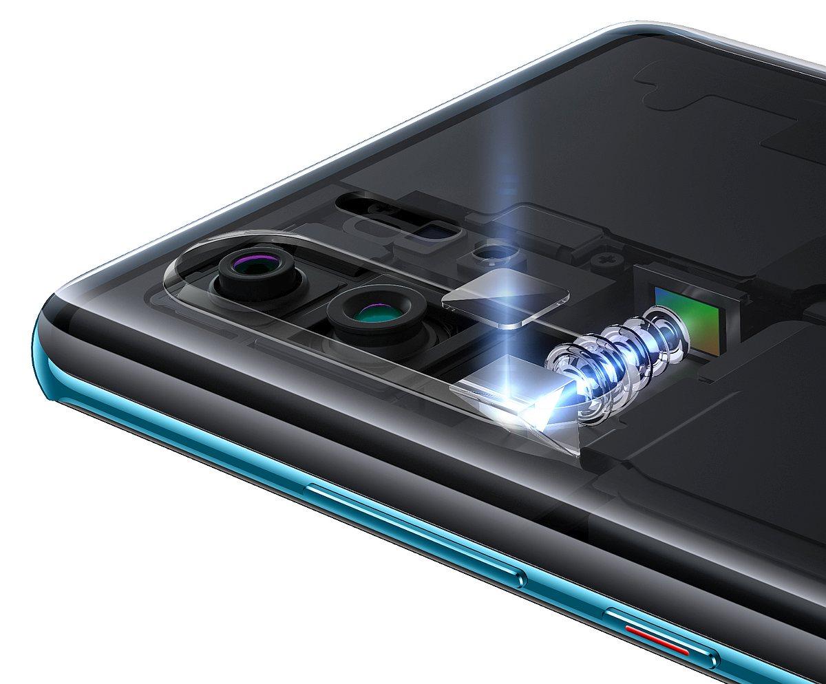 P30 Pro periscope lens