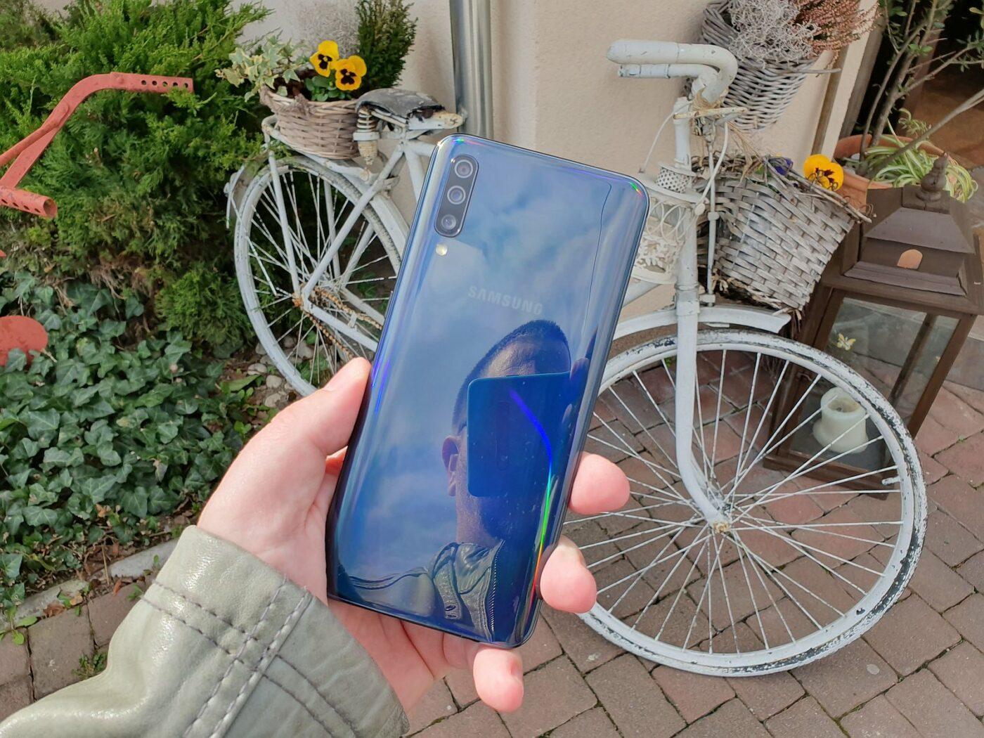 Samsung Galaxy A50 7