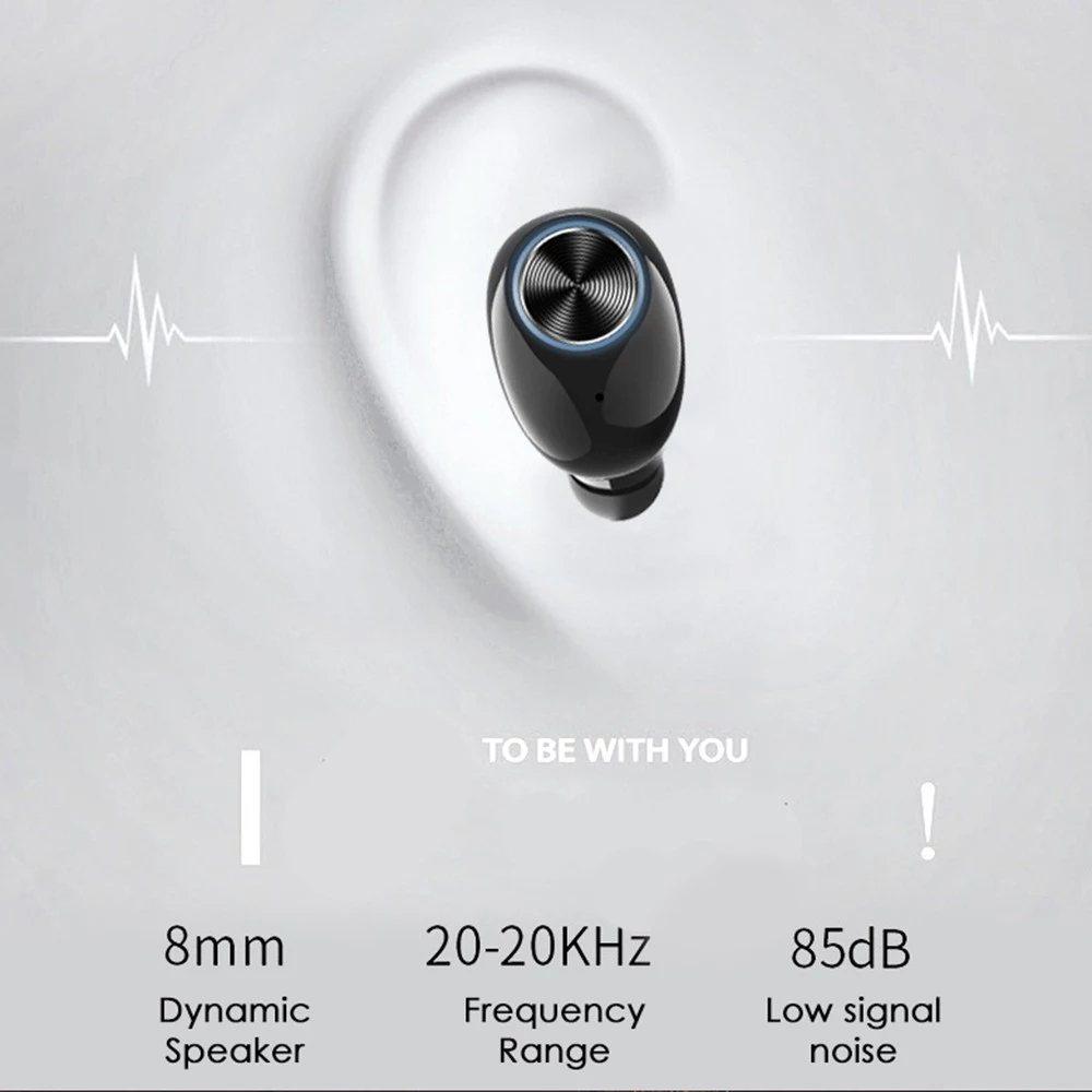 V6 TWS slušalice 2
