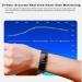 geekbuying HUAWEI Honor Band 4 Smart Bracelet Black 616003