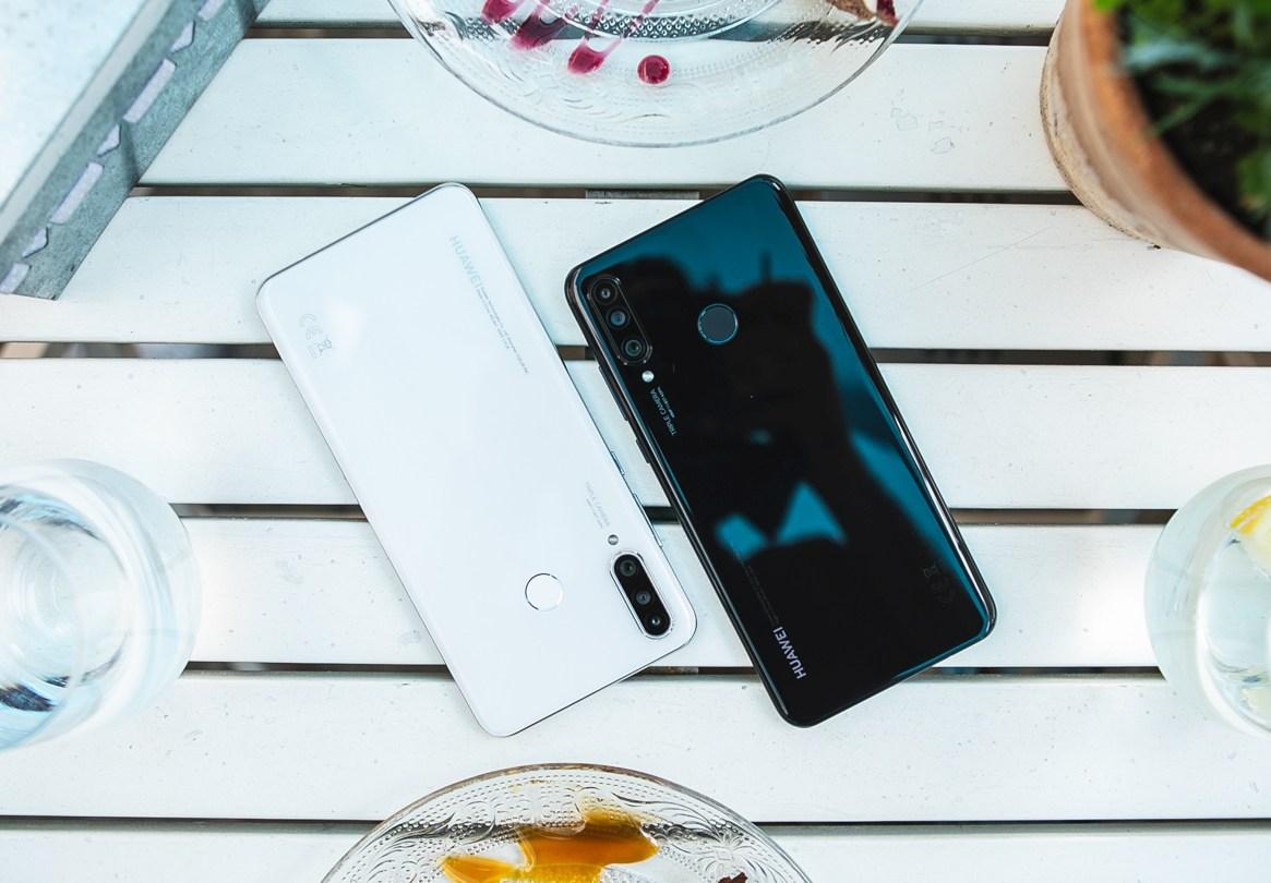 Huawei predstavio P30 lite s moćnom 48 MP trostrukom kamerom 5