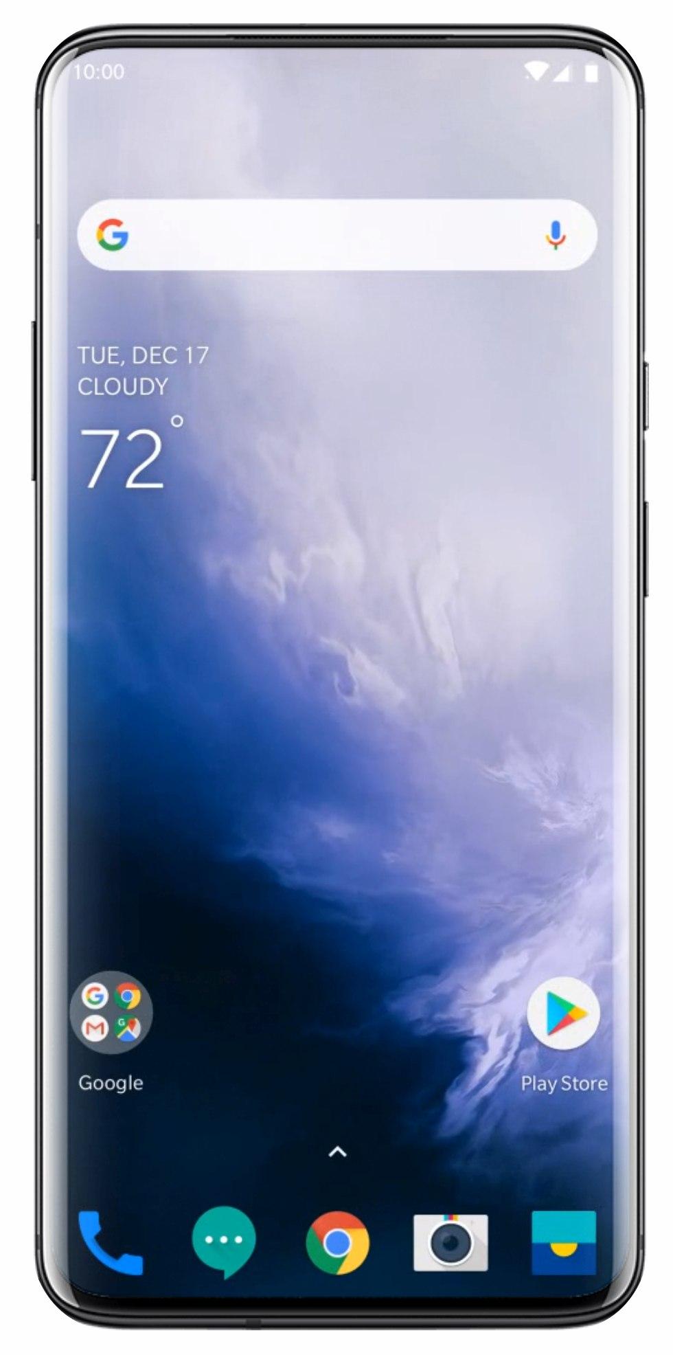 OnePlus 7 Pro ekran 2