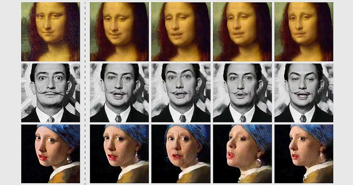 Samsung AI fake video