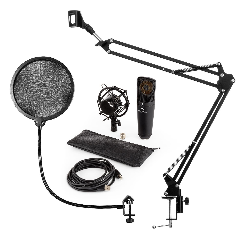 mikrofon pop filter