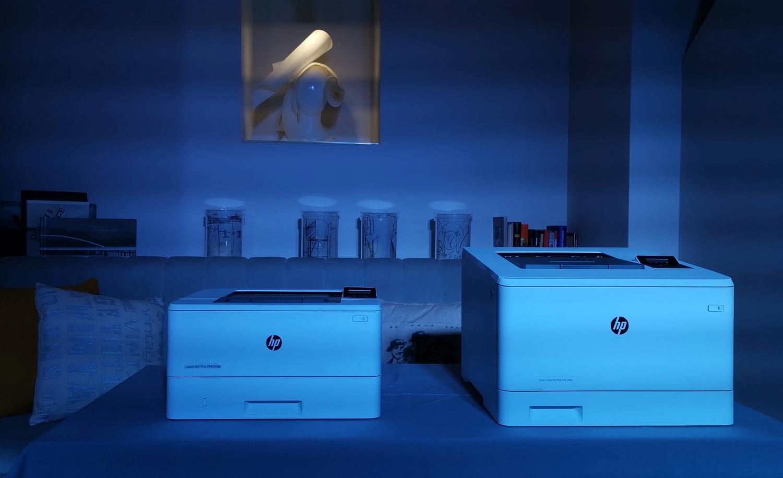 HP LaserJet Pro M404dn i Color LaserJet Pro M454dn