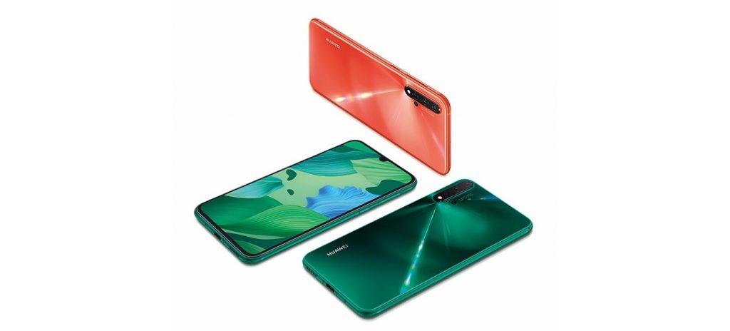 Huawei Nova Pro 5