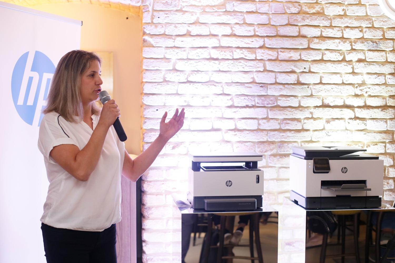 Sara Majkić voditelj kategorije HP ovih pisača i rješenja za ispis za Adriatic regiju 3