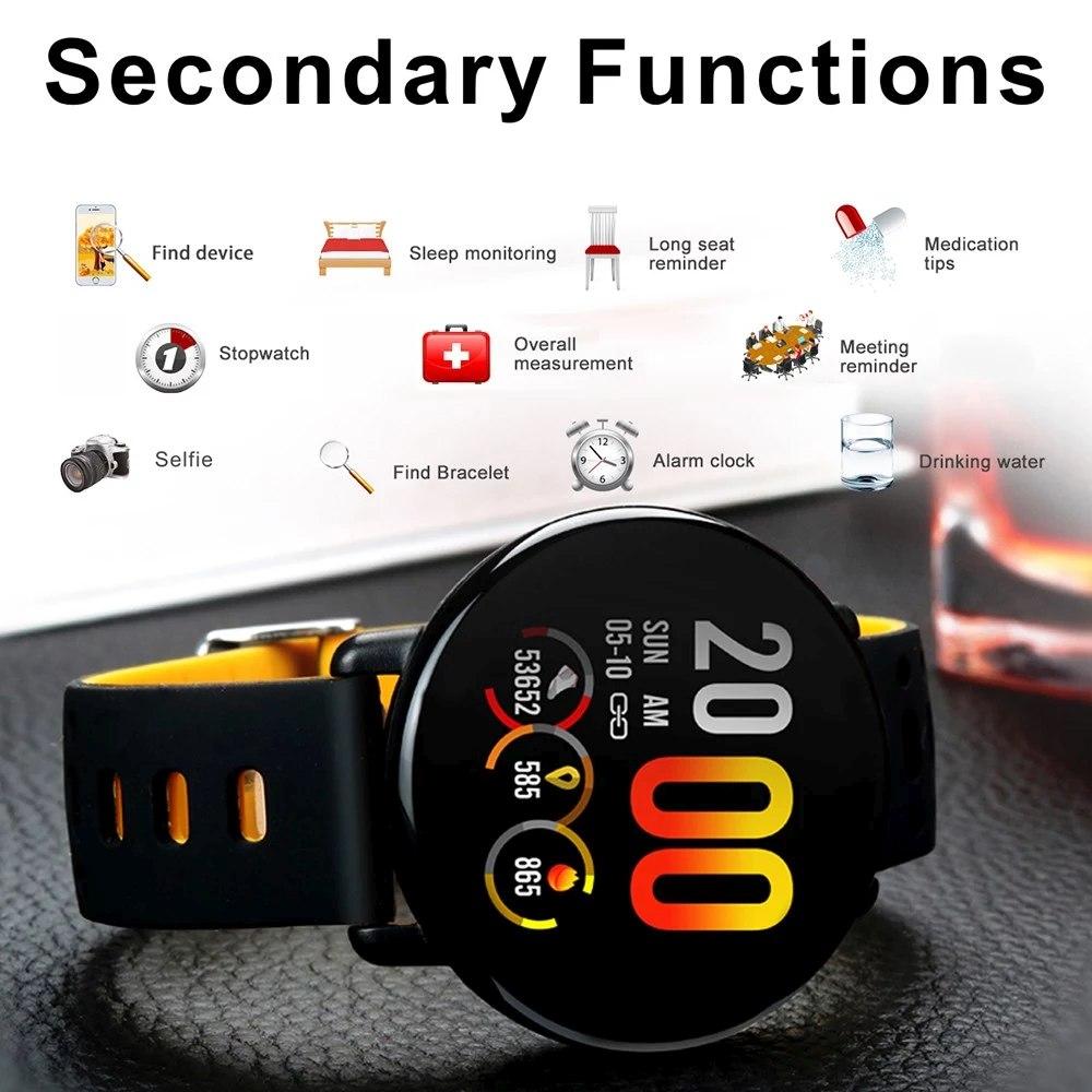 Senbono K1 smartwatch 2
