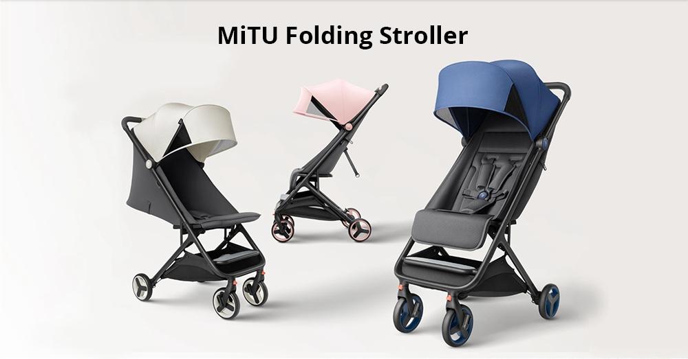 Xiaomi MiTU Folding Stroller 1