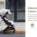 Xiaomi MiTU Folding Stroller 7