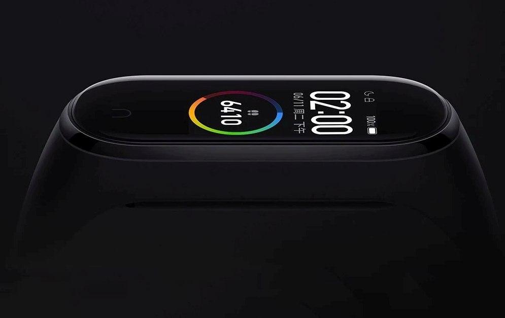 Xiaomi mi band 4 10