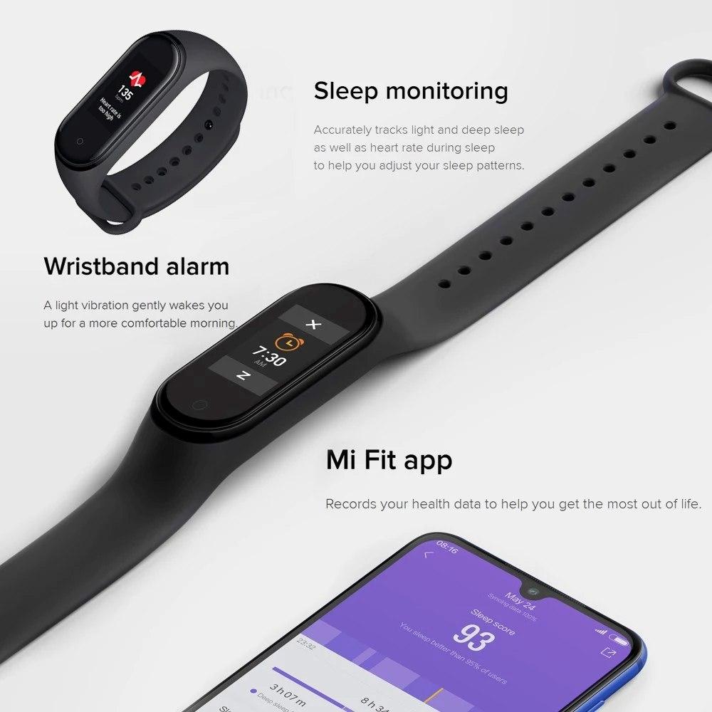 Xiaomi mi band 4 7