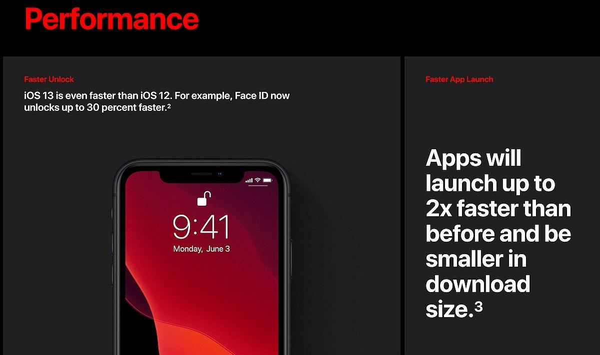 iOS 13 9