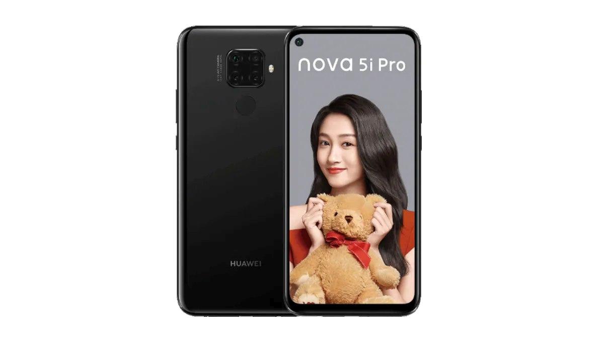 Huawei Mate 30 Lite 1