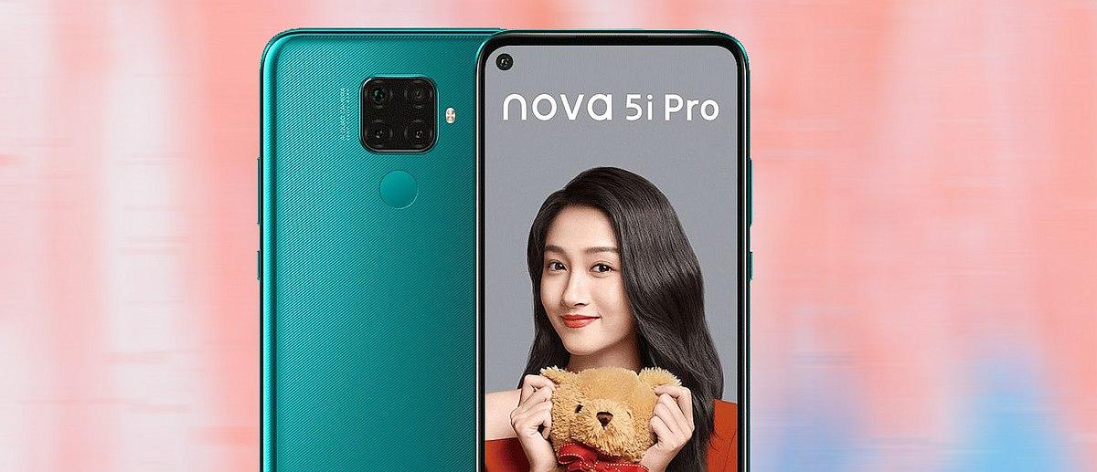 Huawei Mate 30 Lite 3