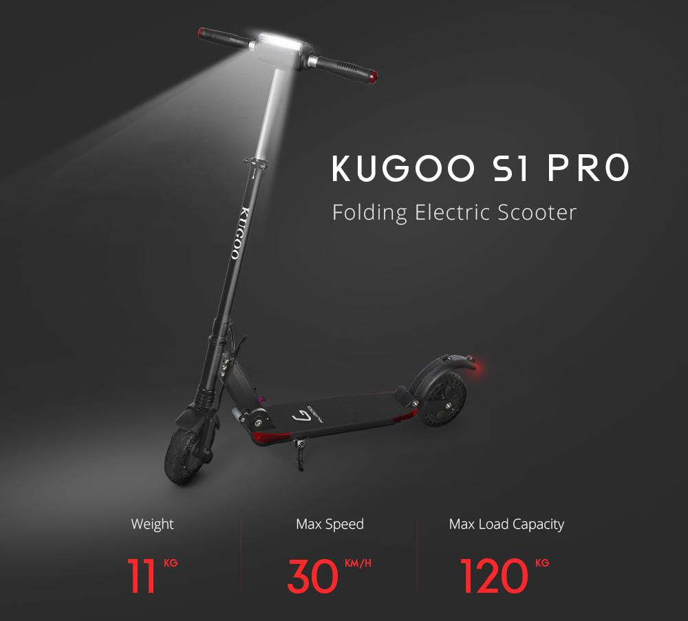 Kugoo S1 Pro 1