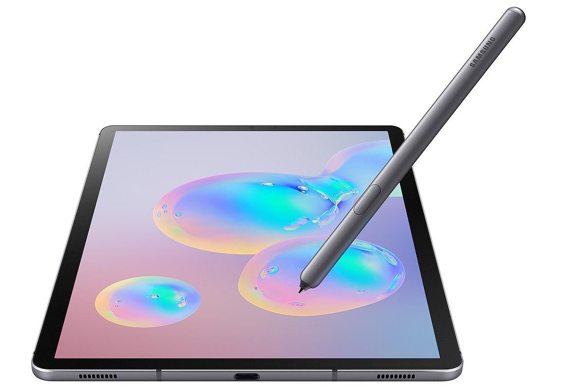 Samsung Galaxy Tab S6 2