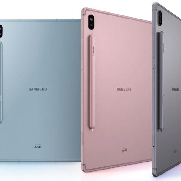 Samsung Galaxy Tab S6 4