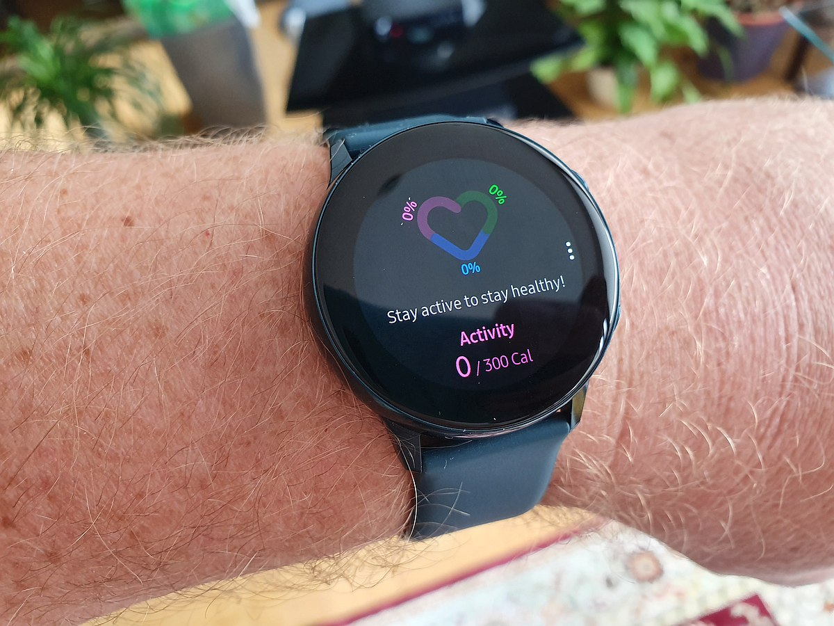 Samsung Galaxy Watch Active 5